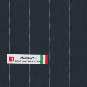 RD 25304-210 Light Navy Wide Stripe