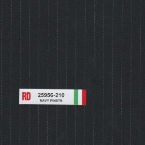 RD 25956-210 Navy Pinstripe